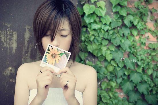 空间签名档唯美文字_阳光朦胧绿叶青藤 女生空间唯美装扮图片