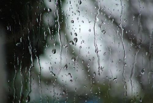 阳光农场_寂寞的雨天唯美空间图片一组-雨滴浸润的城市